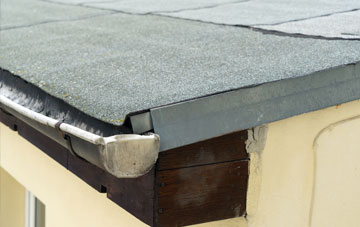 Glasgow City flat garage roofing repairs