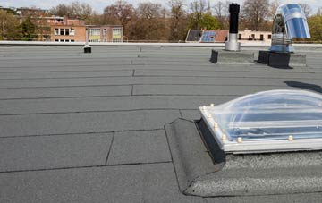 benefits of Glasgow City flat roofing