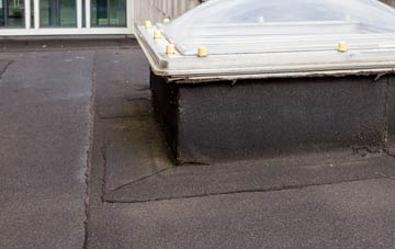disadvantages of Glasgow City flat roofs