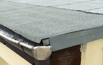 repair or replace Glasgow City flat roofing?