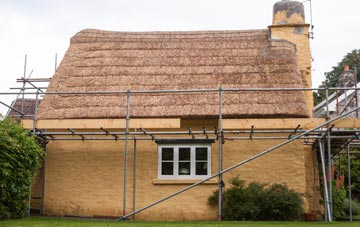 Glasgow City thatch roofing costs
