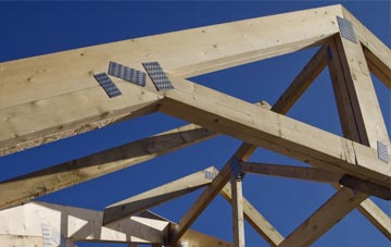 Glasgow City roof trusses for new builds and additions